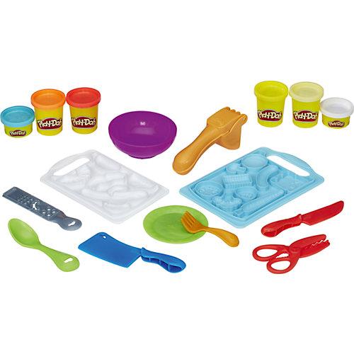 """Игровой набор Play-Doh """"Приготовь и нарежь на дольки"""" от Hasbro"""