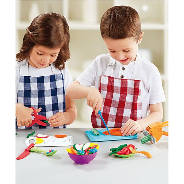 """Игровой набор """"Приготовь и нарежь на дольки"""", Play-Doh"""