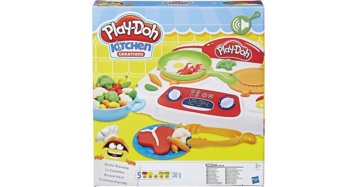Play-Doh Kitchen Brutzel-Herd