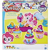 """Игровой набор """"Вечеринка Пинки Пай"""", My little Pony, Play-Doh"""