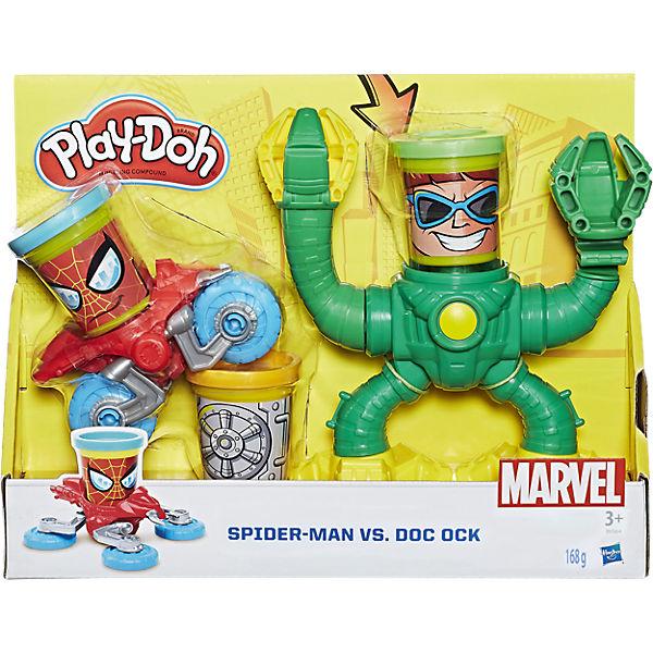 """Play-Doh Игровой набор """"Человек-паук"""""""