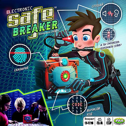 Настольная игра Взломщик Сейфов, Safe Breaker от Yulu