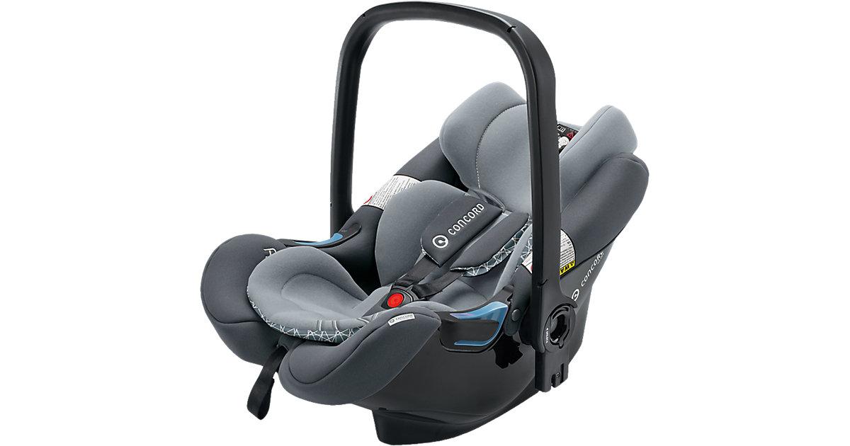 Concord · CONCORD Babyschale Air.Safe inklusive Clip Steel Grey