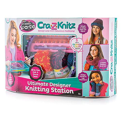 Набор для вязания Cra-Z-Knitz - Вязальная станция, большая