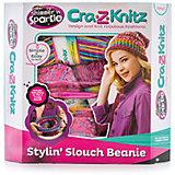 Набор для вязания Cra-z-knitz - Стильная шапка-колпак