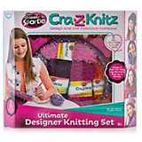 Набор для вязания Cra-Z-Knitz - Вязальная станция, средняя