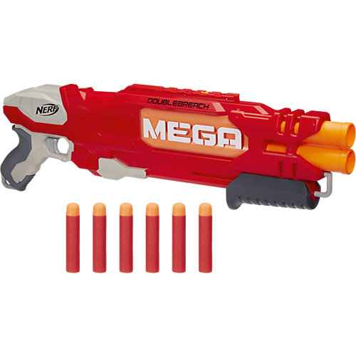 "Бластер Hasbro Nerf Mega ""Даблбрич"" от Hasbro"