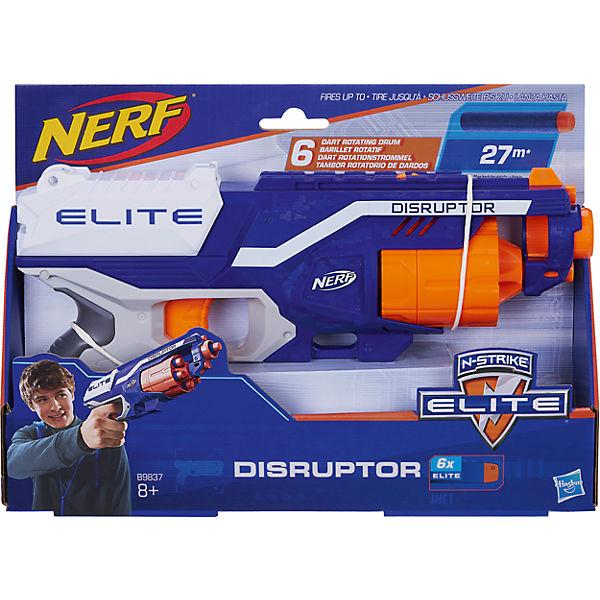 """Бластер Элит """"Дисраптор"""", Nerf, Hasbro"""
