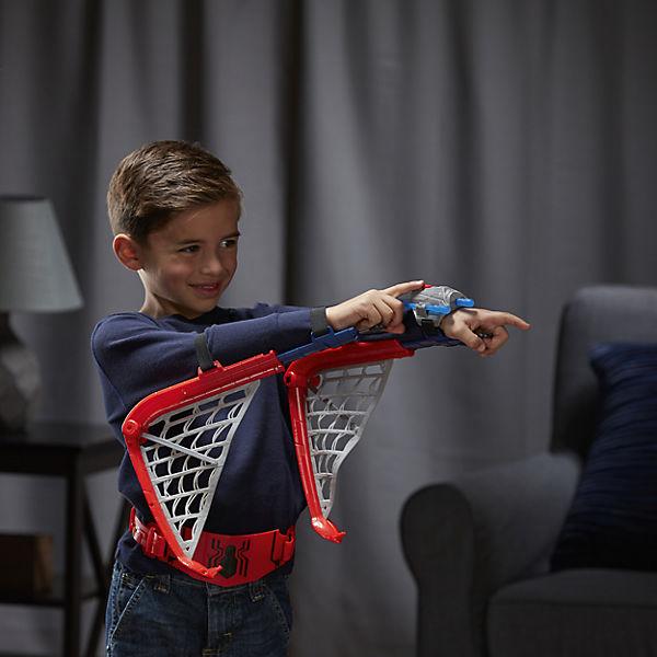 Игровой набор Spider-Man Паутинные крылья Человека-Паука
