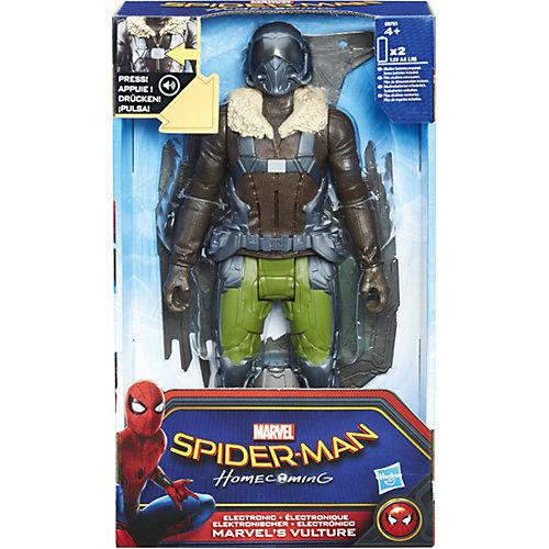 """Фигурка Marvel Spider-Man """"Титаны Человек-паук"""", Электронный злодей от Hasbro"""