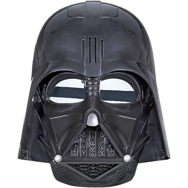 Durchsuchen Sie die neuesten Kollektionen kommt an wie kauft man Star Wars E7 Darth Vader Maske mit Stimmenverzerrer, Star Wars