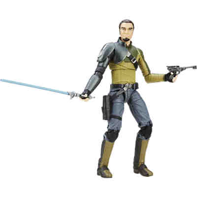Star Wars Rebels The Black Series 15 cm Figur: Kanan Jarrus