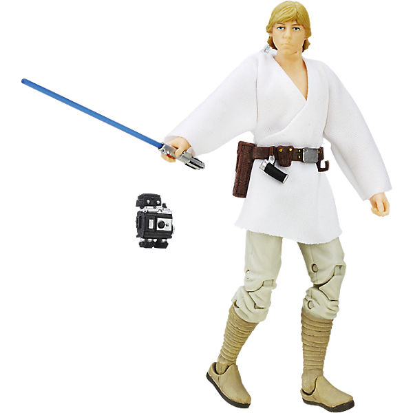 Star Wars E4 The Black Series 15 cm Figur: Luke Skywalker