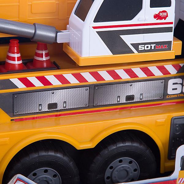 Машинка с подъемным, 62см, Dickie Toys