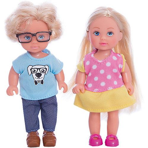"Кукла ""Еви и Тимми"", Simba от Simba"