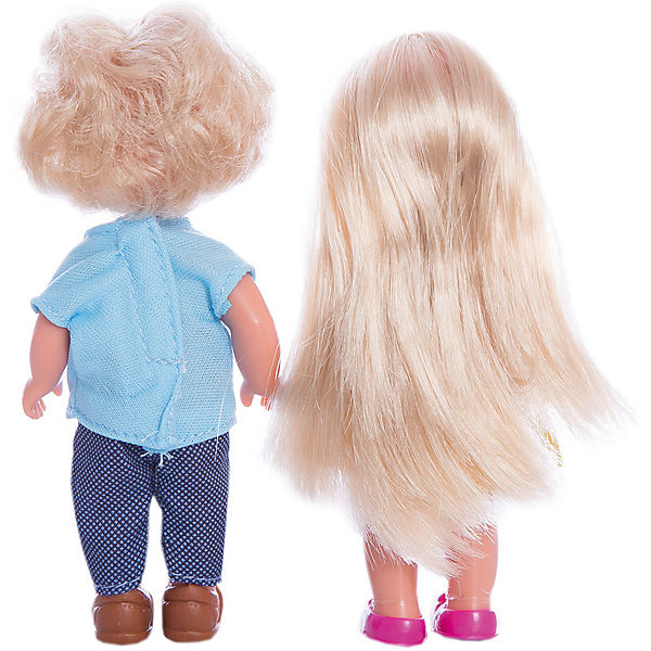 "Кукла ""Еви и Тимми"", Simba"