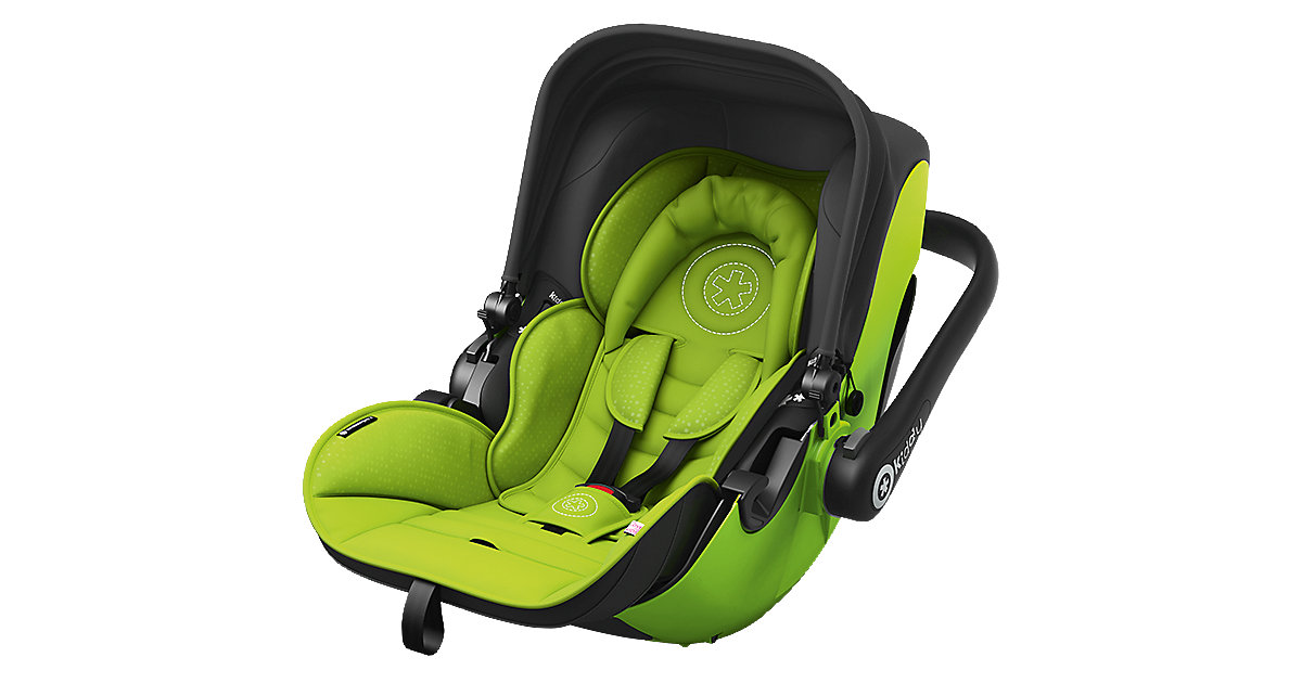 Kiddy · Kiddy Babyschale Evolution Pro 2 Lime Green