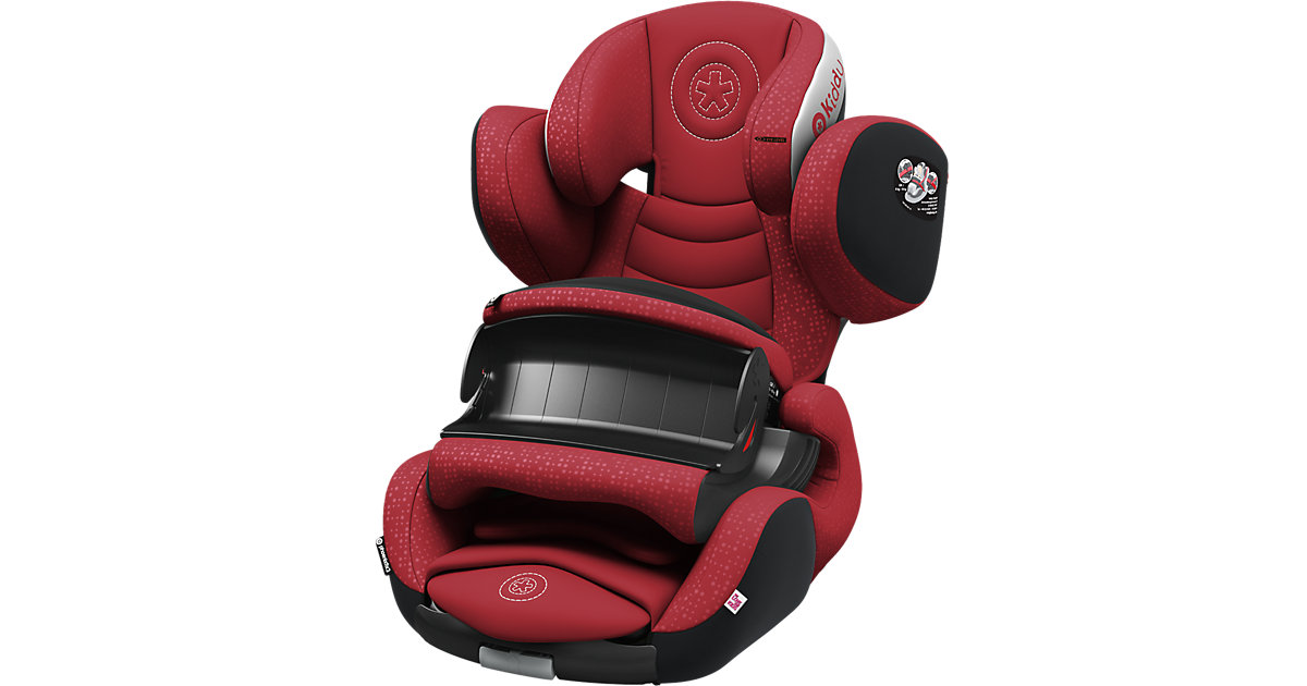 Kiddy · Kiddy Kindersitz Phoenixfix 3 Ruby Red
