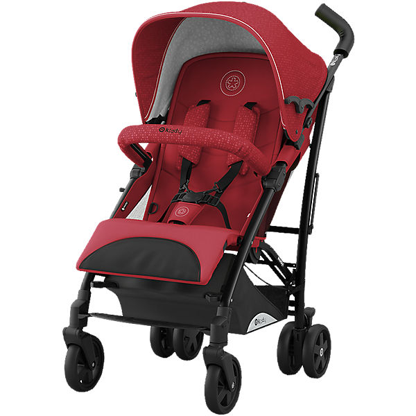Buggy Evocity 1, ruby red