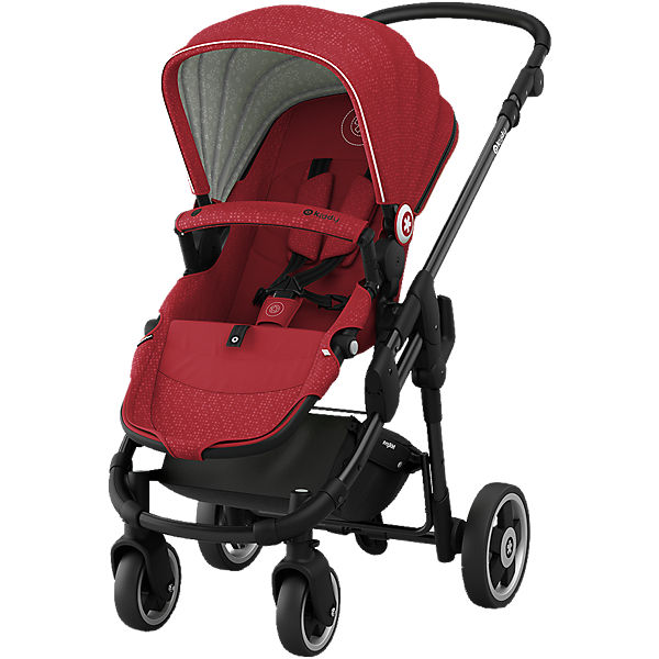 Sportwagen Evoglide 1, ruby red