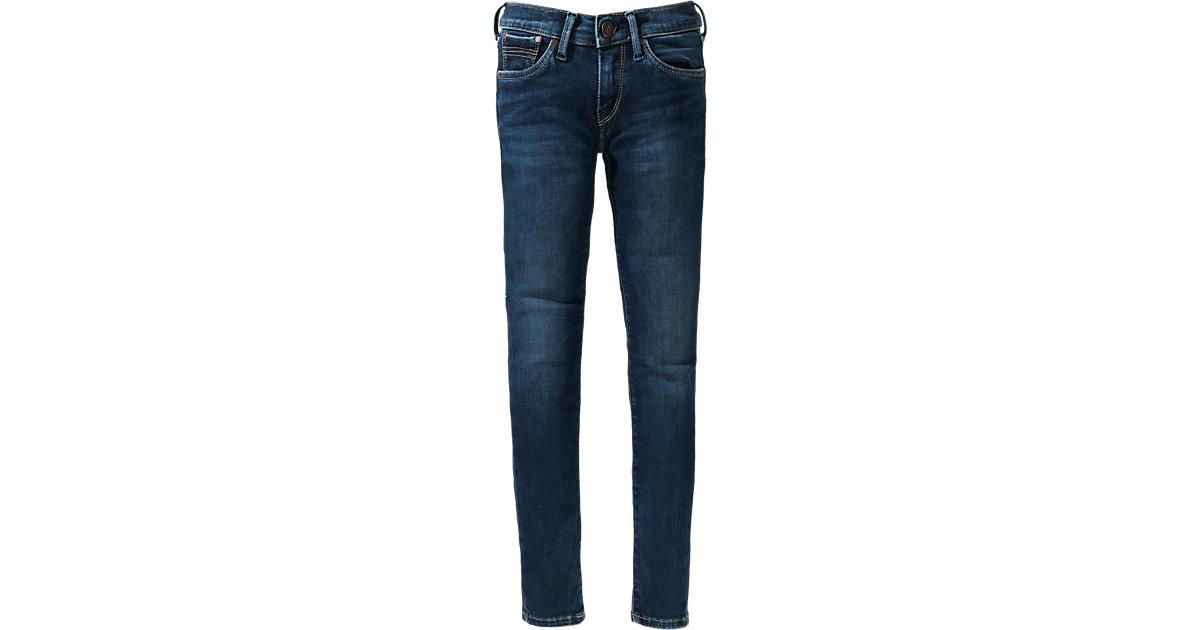 Pepe Jeans · Jeans PIXLETTE Skinny Fit Powerflex Gr. 152 Mädchen Kinder