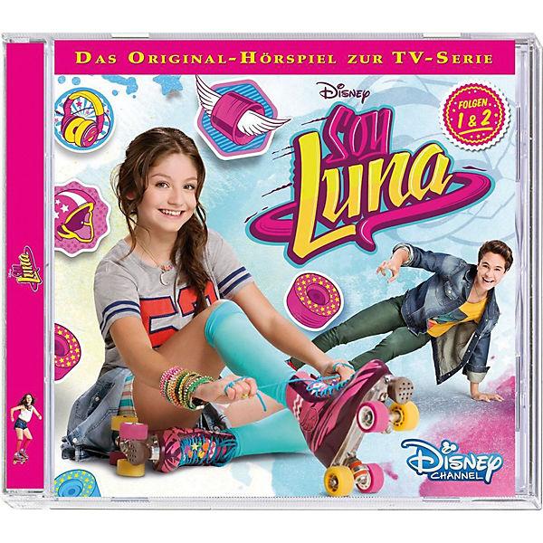Cd Disney Soy Luna Folge 12 Disney Soy Luna Mytoys