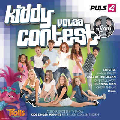 CD Kiddy Contest Kids Vol.22