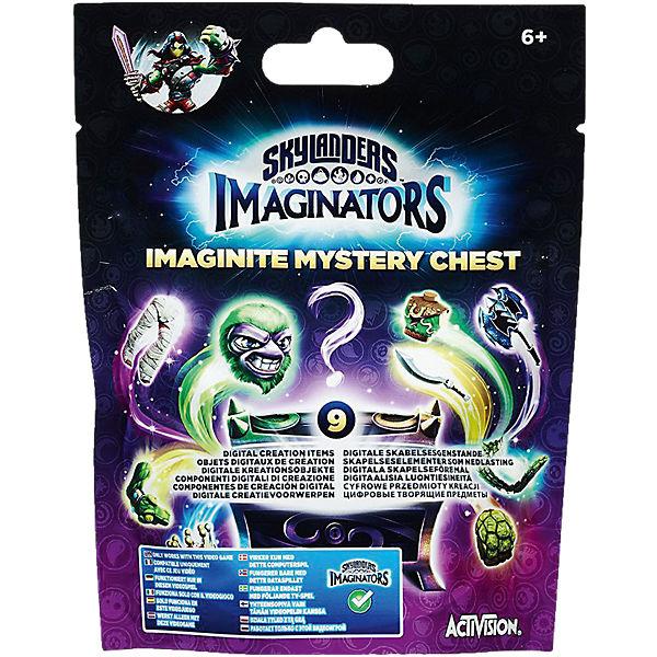Skylanders Imaginators Treasure Chest, Skylanders