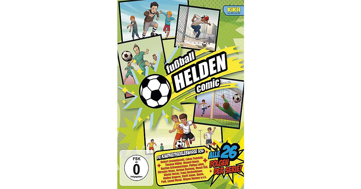 Universal · CD Fußball HELDEN Comic (KiKA)