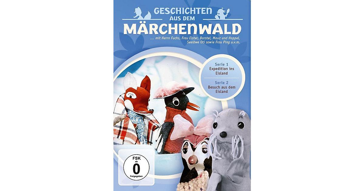 DVD Unser Sandmännchen 05 - Geschichten aus dem Märchenwald Hörbuch