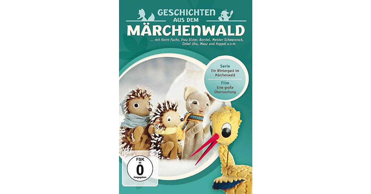 DVD Unser Sandmännchen 06 - Geschichten aus dem Märchenwald Hörbuch