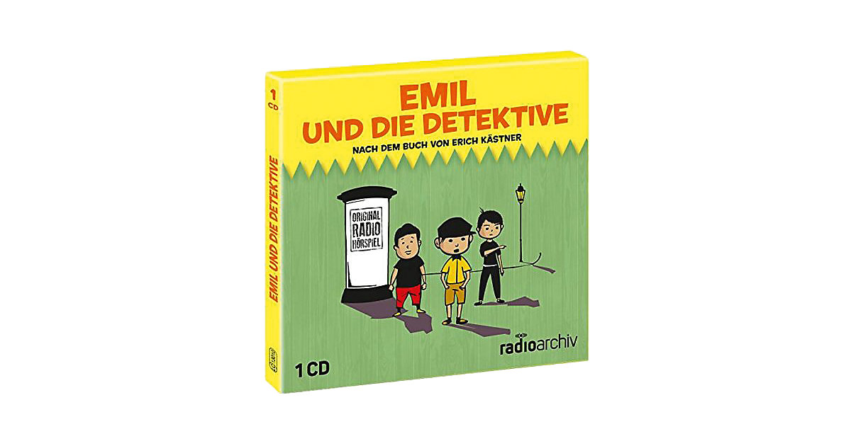 Edel · CD Emil Und Die Detektive
