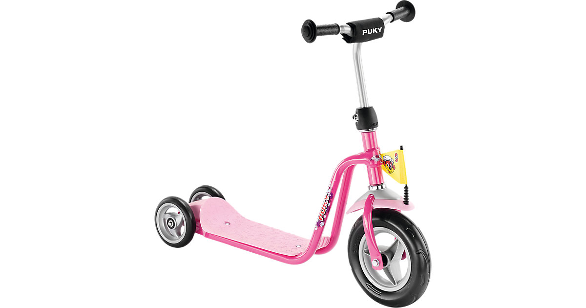 Roller R 1, lovely pink