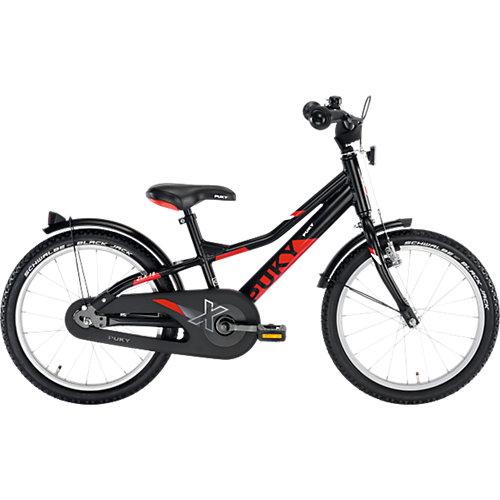 Двухколесный велосипед Puky ZLX 18 Alu 4370 - черный от PUKY