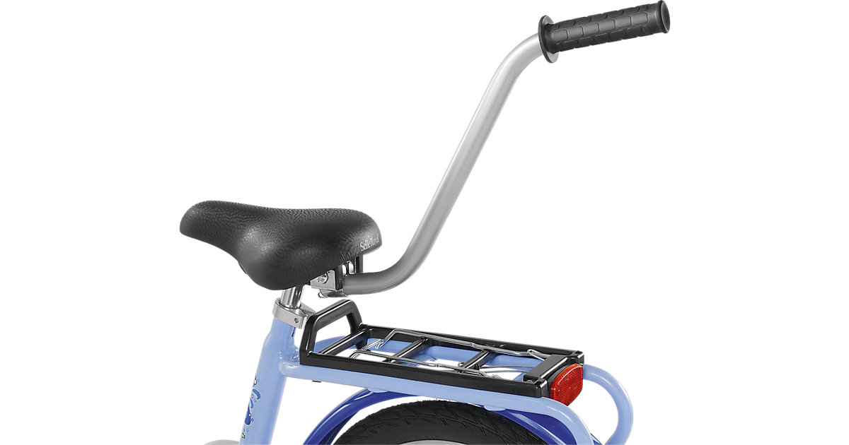 Fahrradlernhilfe FLH, silber