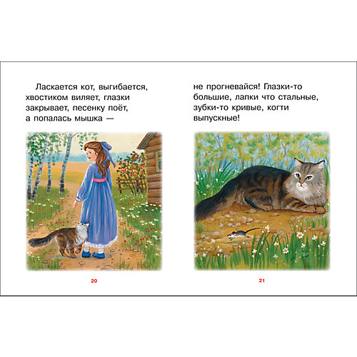 Тексты для самостоятельного чтения. К.Д. Ушинский от Росмэн