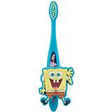 """Зубная щетка """"Sponge Bob"""" с настенным держателем, Firefly"""