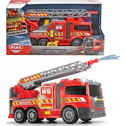 Пожарная машина Dickie Toys свет, звук, 36 см от Dickie Toys