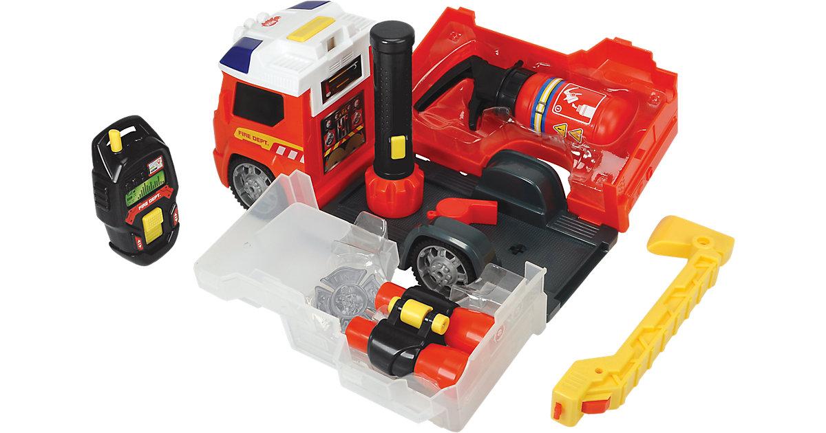 Feuerwehr mit Feuerwehrmann Zubehör