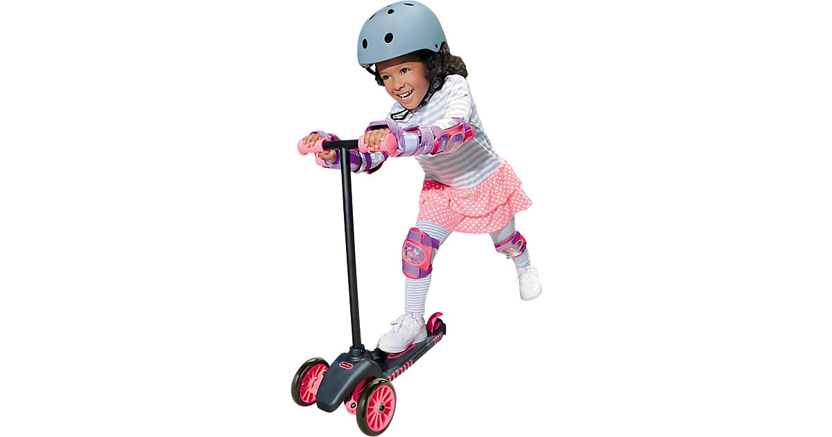 Roller Lean To Turn, pink