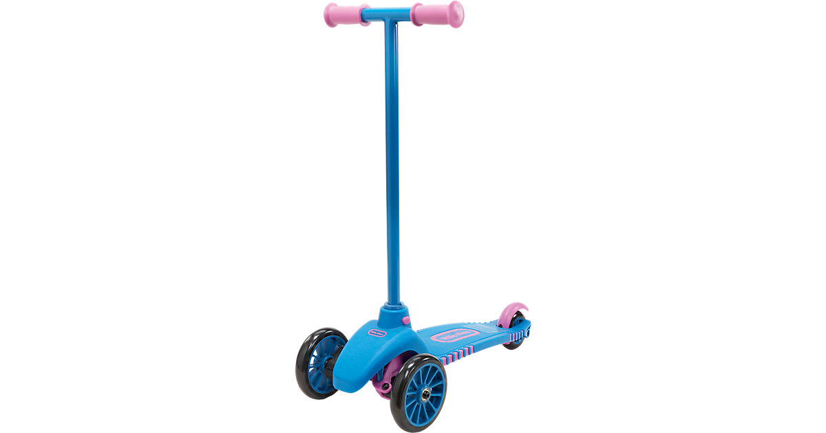 Roller Lean To Turn, blau-pink