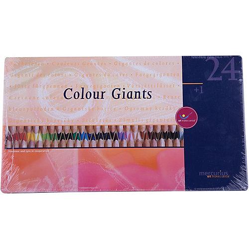 Карандаши, 24 цвета, AMS от LYRA