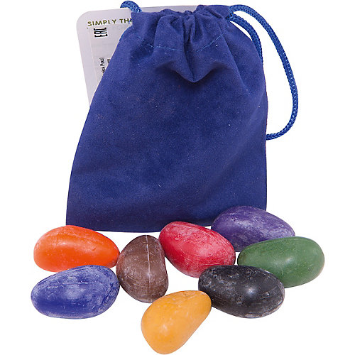 Мелки-камушки восковые Crayon Rocks, 8 шт от Crayon Rocks