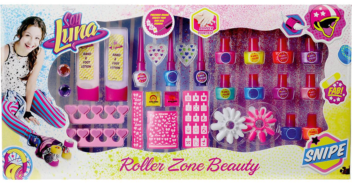 Soy Luna Roller Zone Set