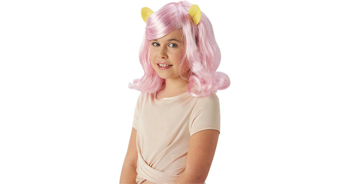Perücke my little Pony Fluttershy Mädchen Kinder