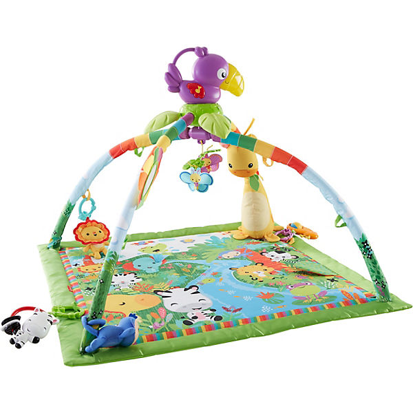 Fisher-Price - Rainforest Erlebnisdecke