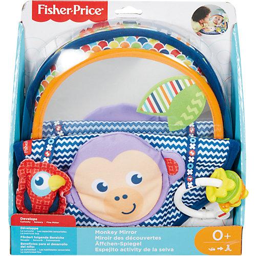 "Мягкое зеркальце ""Обезьянка"", Fisher Price от Mattel"