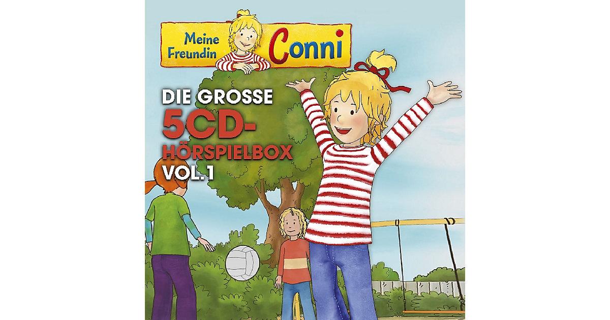 Universal · CD Meine Freundin Conni: Die große 5CD-Hörspielbox Vol.1 (TV Hörspiel)