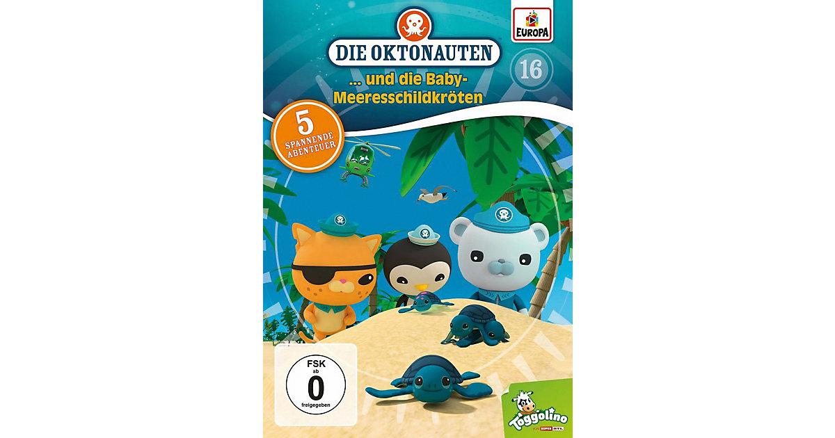 DVD Die Oktonauten 016 - und die Baby-Meeressch...