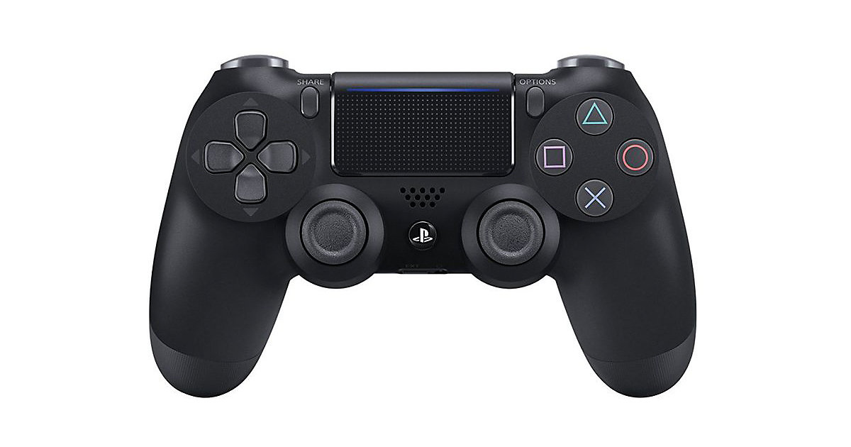 PS4 Dualshock Joypad Wireless Controller - schwarz